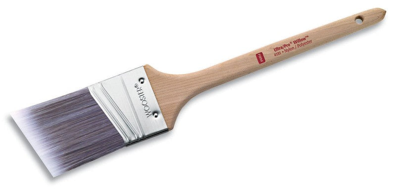 Wooster 4181 3 Ultra Pro Willow Thin Angle Sash Paint Brush 3
