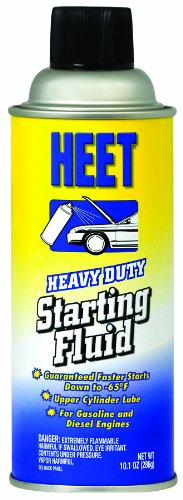 Heet SA16-12 Starting Fluid Spray, 10.1 Oz