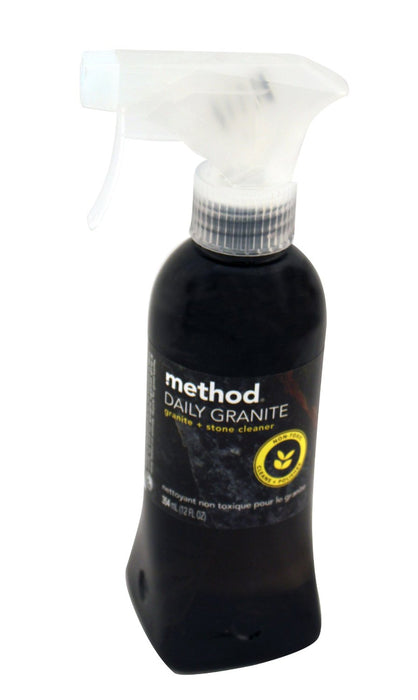 Method 583995 00088 Granite & Marble Cleaner, 12 Oz