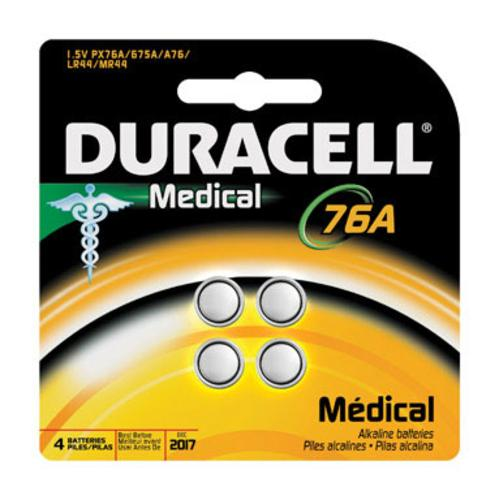 Duracell 76AB4PK Home & Medical Battery P x 76A