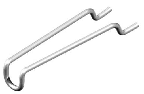 buy peg hooks at cheap rate in bulk. wholesale & retail store management essentials store.