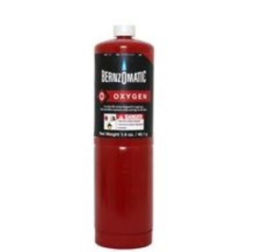 Bernzomatic 333251 Disposble Oxygen Cylinder, 1.4 Oz