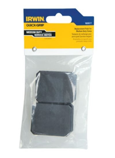 Irwin 1826577 Quick Grip Replacement Pad, 4/Pack