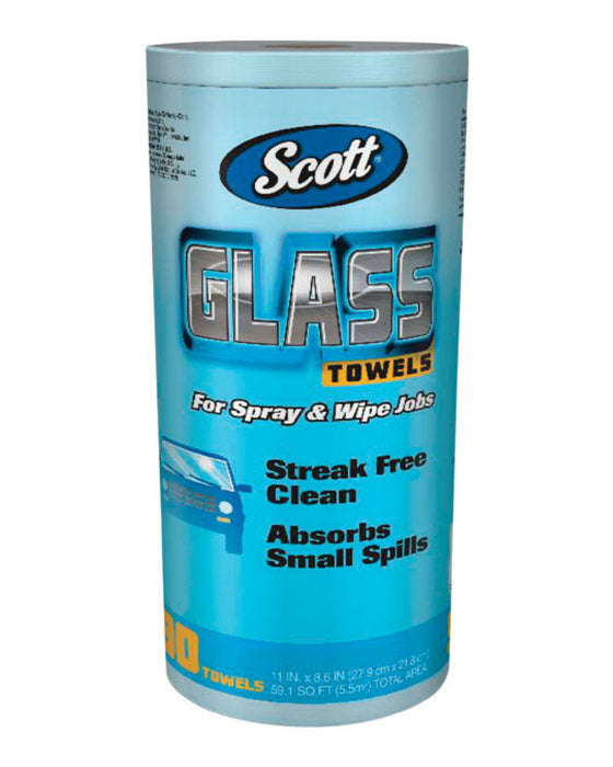 Scott 32896 Glass Paper Towels, 90 Sheets