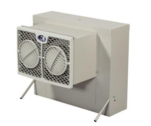 Brisa WH2905 Slim Line Window Cooler, 115 Volts, Almond