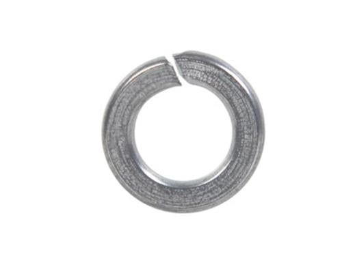 Hillman 300012 Split Lock Washer, Zinc Plated Steel, Box 100
