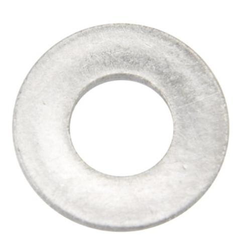 Hillman 0830556 Flat Washer, Stainless Steel,  #10