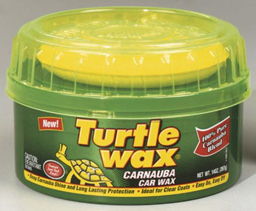 Turtle Wax T5a Car Wax Paste, 14 Oz