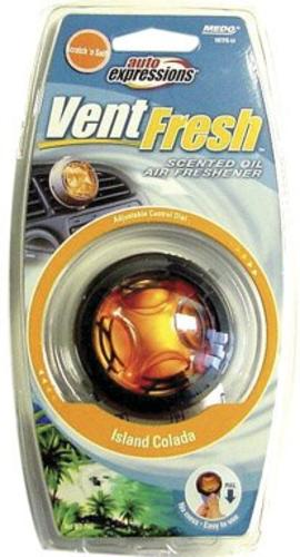 Vent Fresh VNTFR-44 Scented Oil Air Freshener, Colada Scent