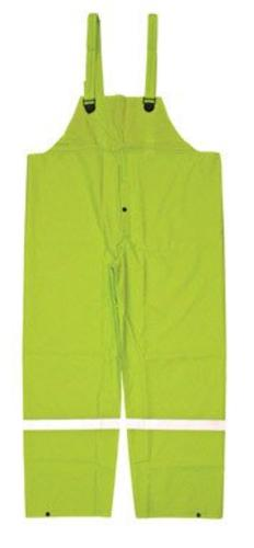 Boss 3PR0351NM Bib Overall Green Medium, 35 Mil Green