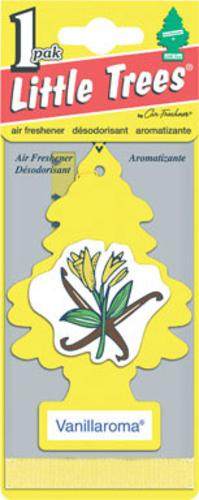 Little Trees U1P-10105 Car Air Freshner, Vanilla