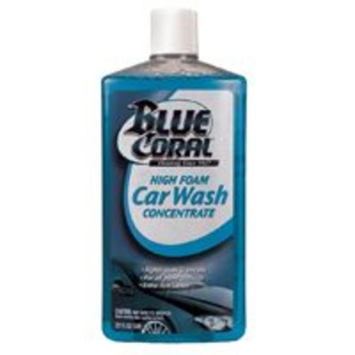 Blue Coral Wc102 Car Wash, 20 Oz