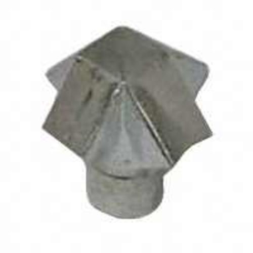 Gray Metal 4-327 Shanty Cap, 4