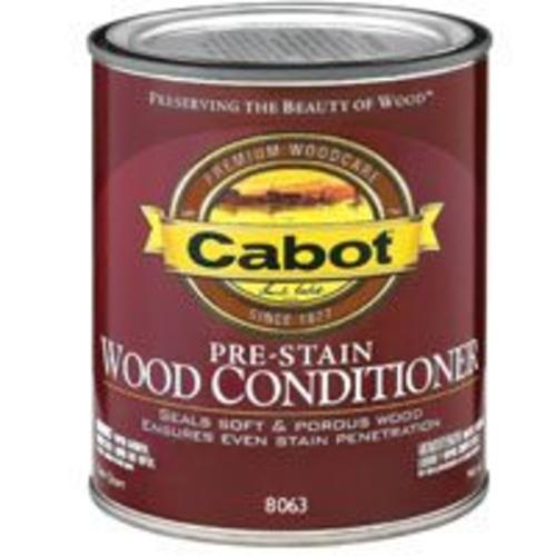 Cabot 8063 Pre-Stain Wood  Conditioner, 1 Qt