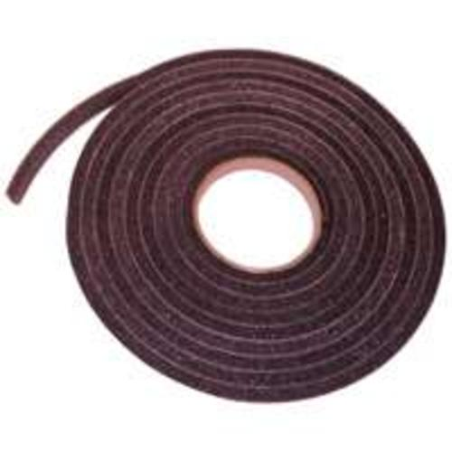 Frost King L347 Char Open Cell Tape, 3/4