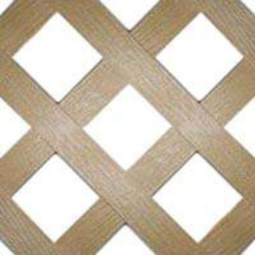 Universal 79899 Diamond Lattice, Cedar, 4' x 8'