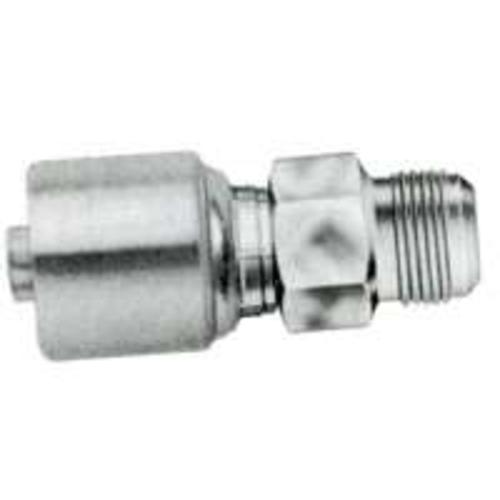 Gates G251651212 G25-Series 12G-12MJ Male Hydraulic Hose Coupling, 3/4