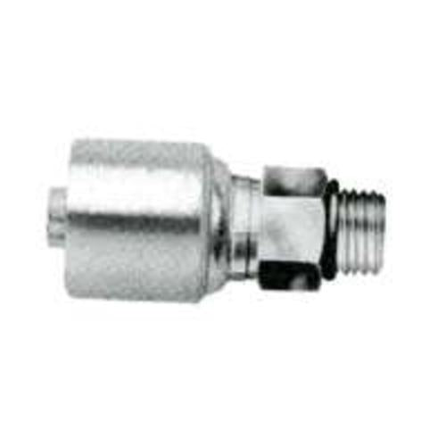 Gates G25-Series 6G-6MB Male Hydraulic Hose Coupling, 3/8