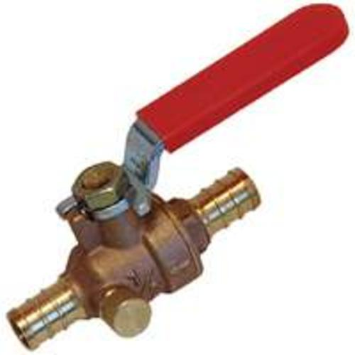 Watts P-562 Ball Valves W/Drain Port, 1/2