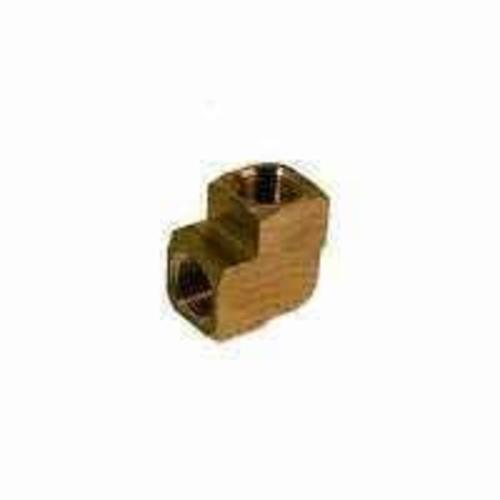 Anderson Metal 738100-08 Brass Pipe Fitting Elbow 1/2