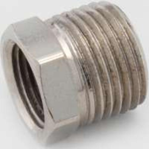 Anderson Metals 738110-0806 Brass Pipe Fitting Hex Bushing 1/2