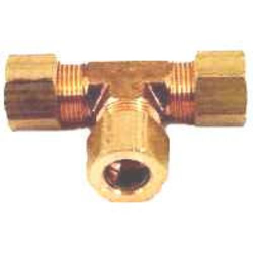 Anderson Metal 750064-10 Brass Compression Fittings, 5/8