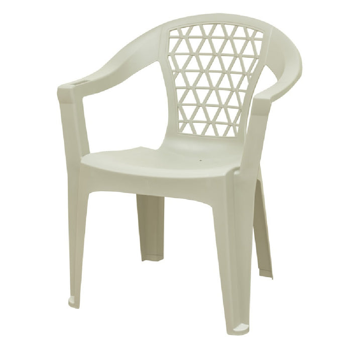 Magnificent Adams 8220 48 3700 Penza 1 Person Stackable Chair Polypropylene White Forskolin Free Trial Chair Design Images Forskolin Free Trialorg