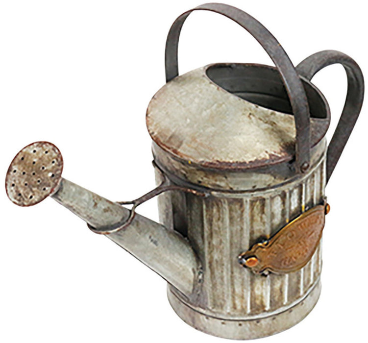 Alpine YHL164HH-S Watering Can, Rustic