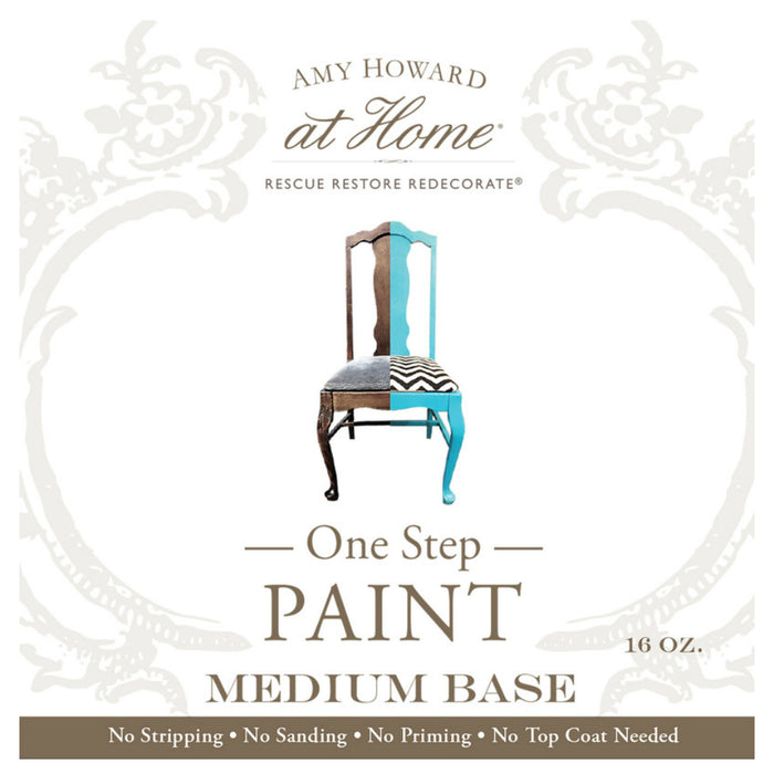 Amy Howard at Home AH945BASE02 Medium Base Paint, 16 Oz