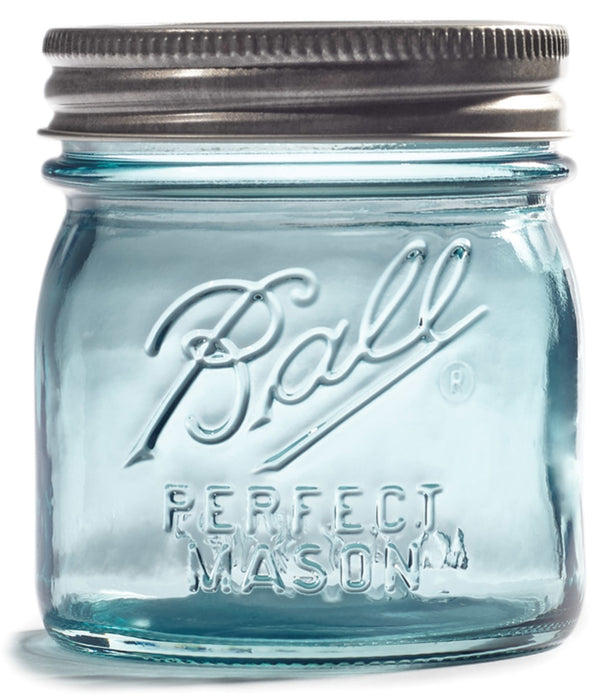 Ball 1440069053 Regular Mouth Collection Vintage Jar, 1/2 Pint