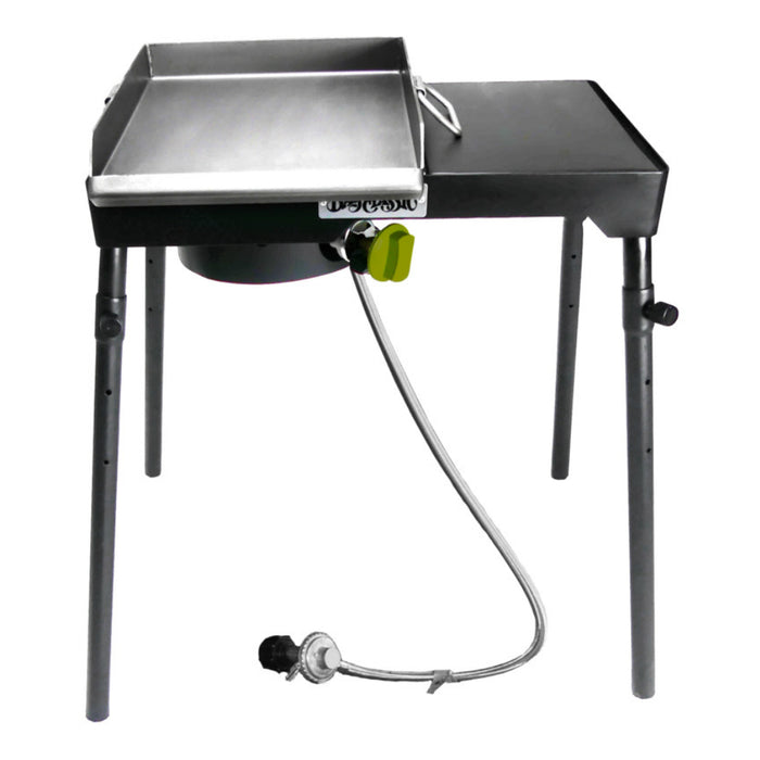 Barbour PS115 Patio Stove with Griddle Tapper, 1-Burner