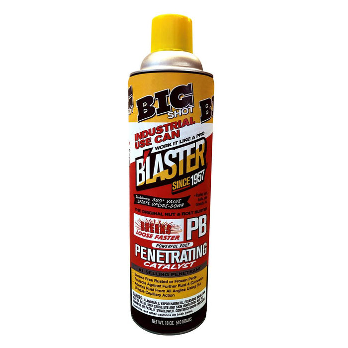 Blaster 26-PB Penetrating Oil, 18 Oz