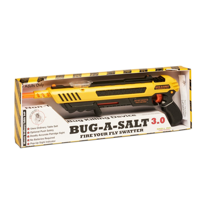Bug-A-Salt BS63-Y Insect Repellent Device, Yellow, Plastic