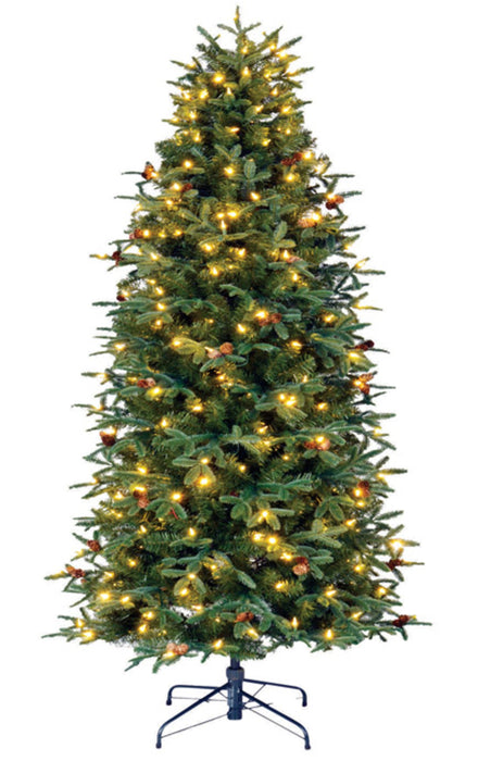 Celebrations TG90P3D35D00 Lexington Artificial Christmas Tree, 9'