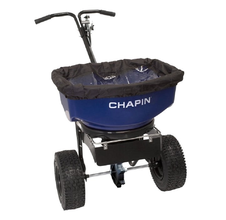 Chapin 82088B Salt Spreader Contractor, 80 Lbs