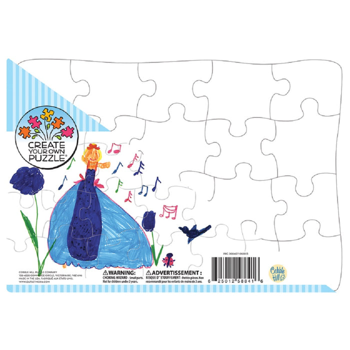 Cobble Hill 58841 Create Your Own Jigsaw Puzzle, Cardboard/Paper
