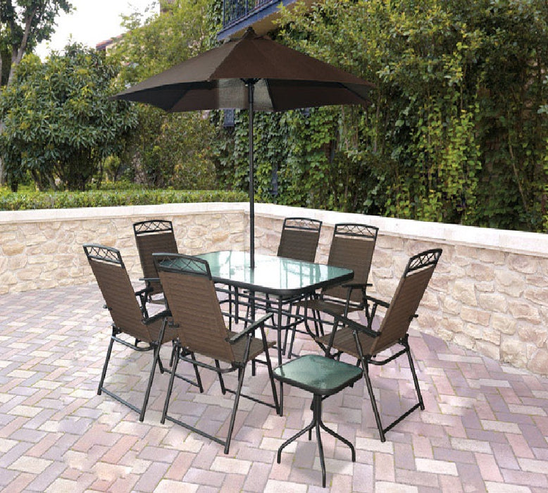 Cheap Online Furniture Stores Usa: Buy Courtyard Creations Arrowhead Dining Set Online, Get