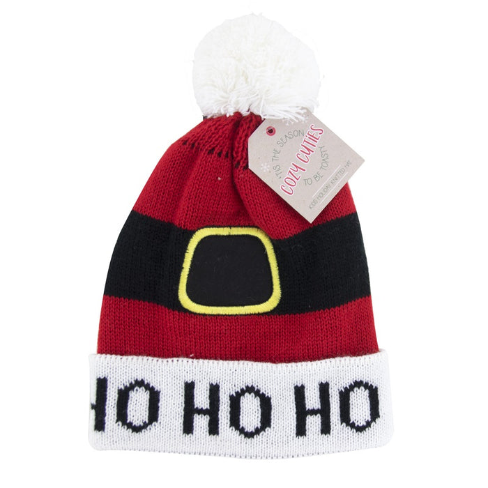 DM Merchandising X-KNHAT Cozy Cuties Winter/Christmas Holiday Kids Assorted Stocking Cap