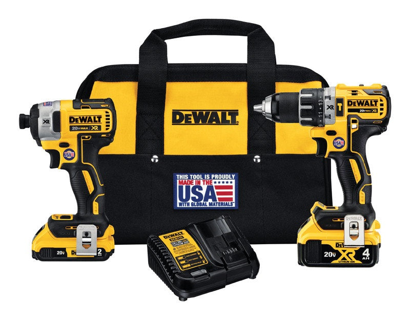 Dewalt DCD950KX XRP Cordless Hammer Drill/Driver Kit,18V