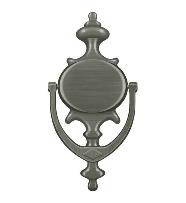 Deltana DK854U15A Door Knocker, Imperial, Antique Nickel