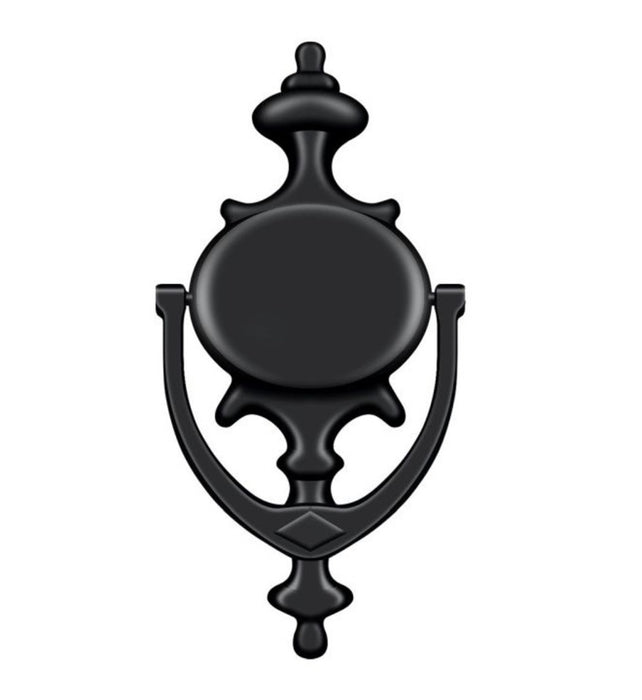 Deltana DK854U19 Door Knocker, Imperial, Black
