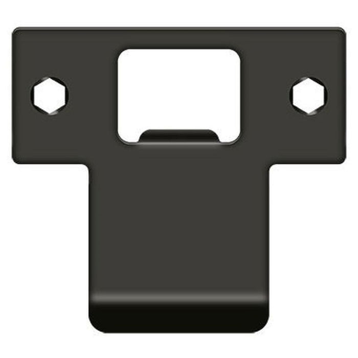 Deltana TSPE250U10B Miscellaneous Extended Lip T-Strike,Oil Rubbed Bronze