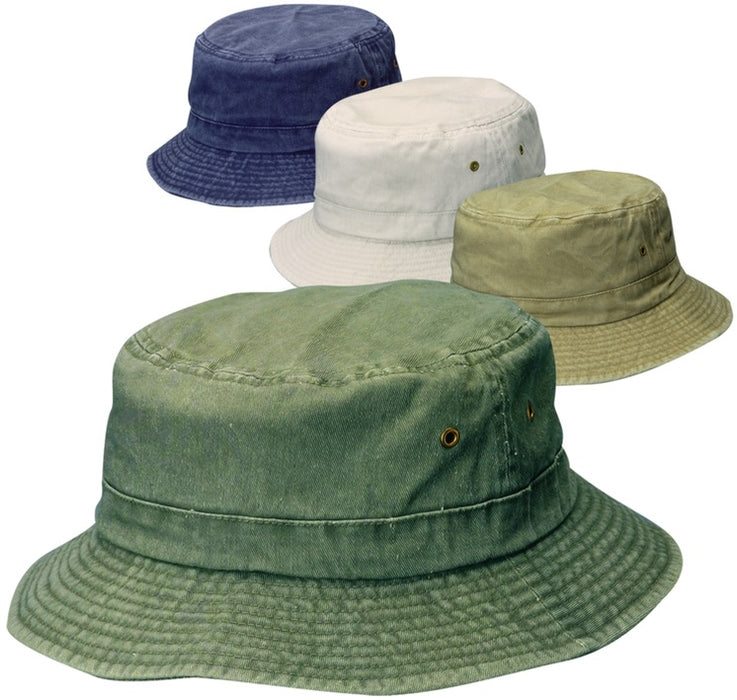 d6d54b8a0 Dorfman Pacific TMC835-ASST Kids Bucket Hat, Assorted Colors