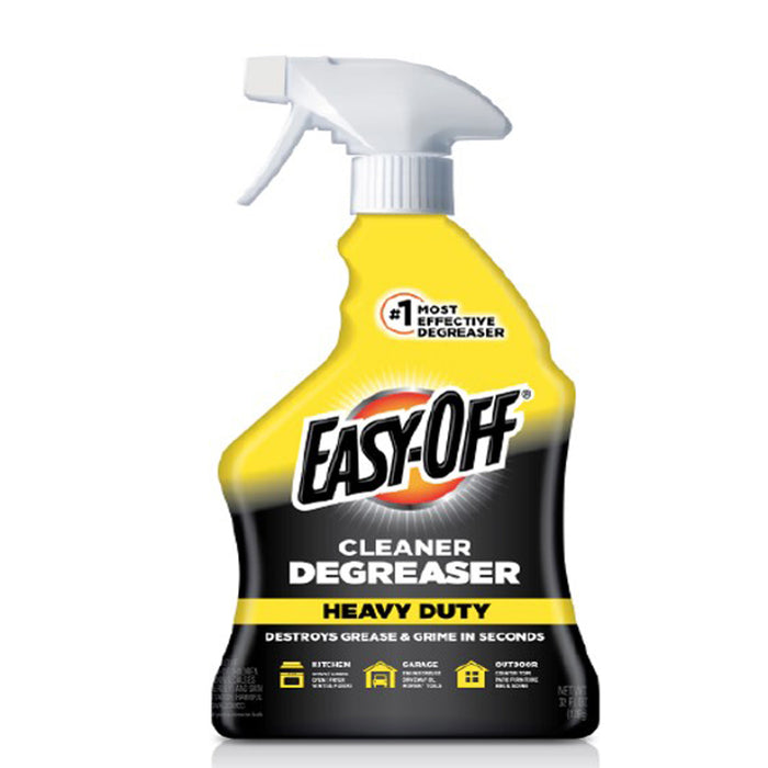 Easy-Off 6233899624 Cleaner And Degreaser, 32 Oz