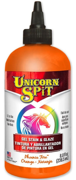 Eclectic Products 5771003 Unicorn Spit Gel Stain & Glaze, 8 Oz