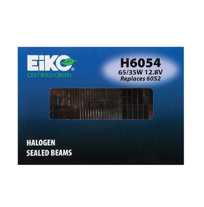 Eiko H6054 Halogen Sealed Beam Lamp, 12.8 V