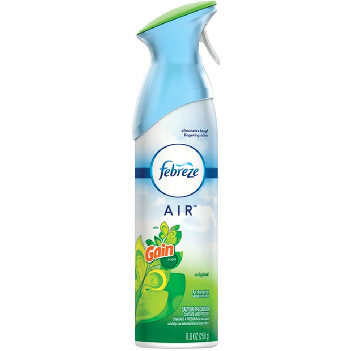 Febreze 037000962526 Air Freshener, Gain Scent, 8.8 Oz
