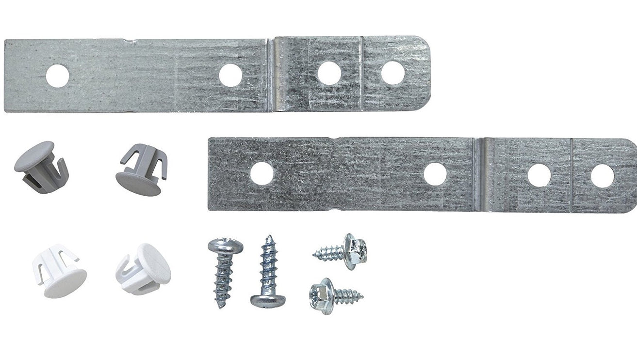 Frigidaire DWBRACKIT1 Dishwasher Side Mount Kit, Silver
