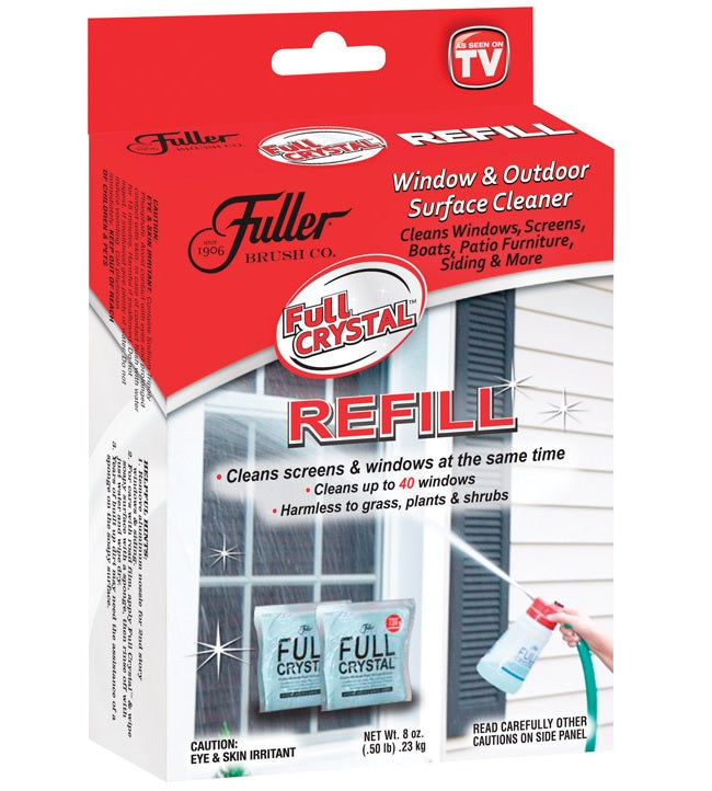 As Seen On Tv Full Crystal Glass Cleaner Refill Low Price