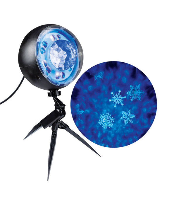 Gemmy 81653 Whirl-A-Motion Christmas LED Light Show ...